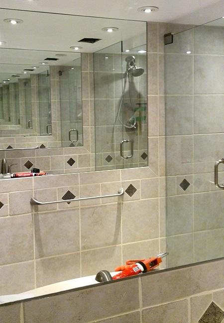 Bathroom Mirrors Toronto bathroom mirrors toronto | custom bathroom mirrors | academy glass