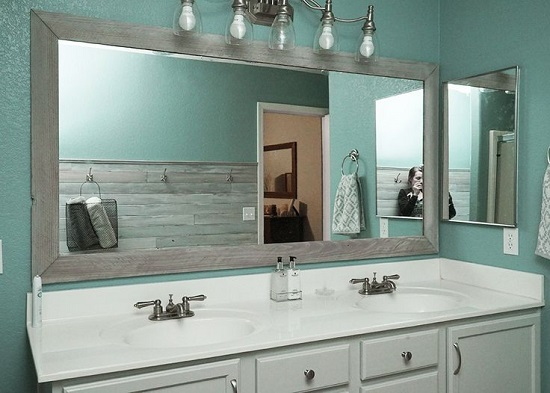 Use Same Mirror In Multiple Rooms In The House
