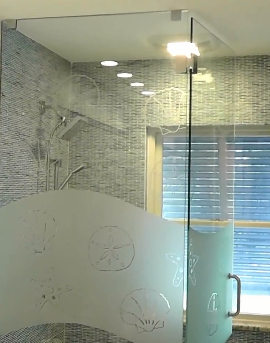 Frameless Shower Doors 2