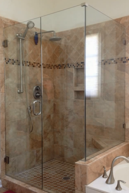 Frameless Shower Doors 12