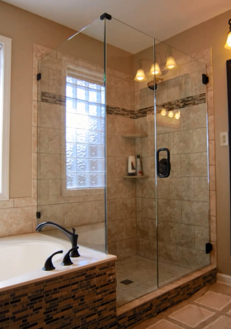 Frameless Shower Doors 23