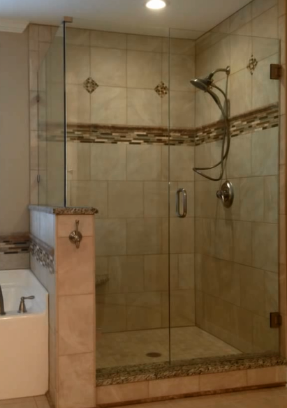 Frameless Shower Doors 8