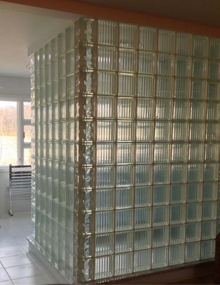 glass block enclosures