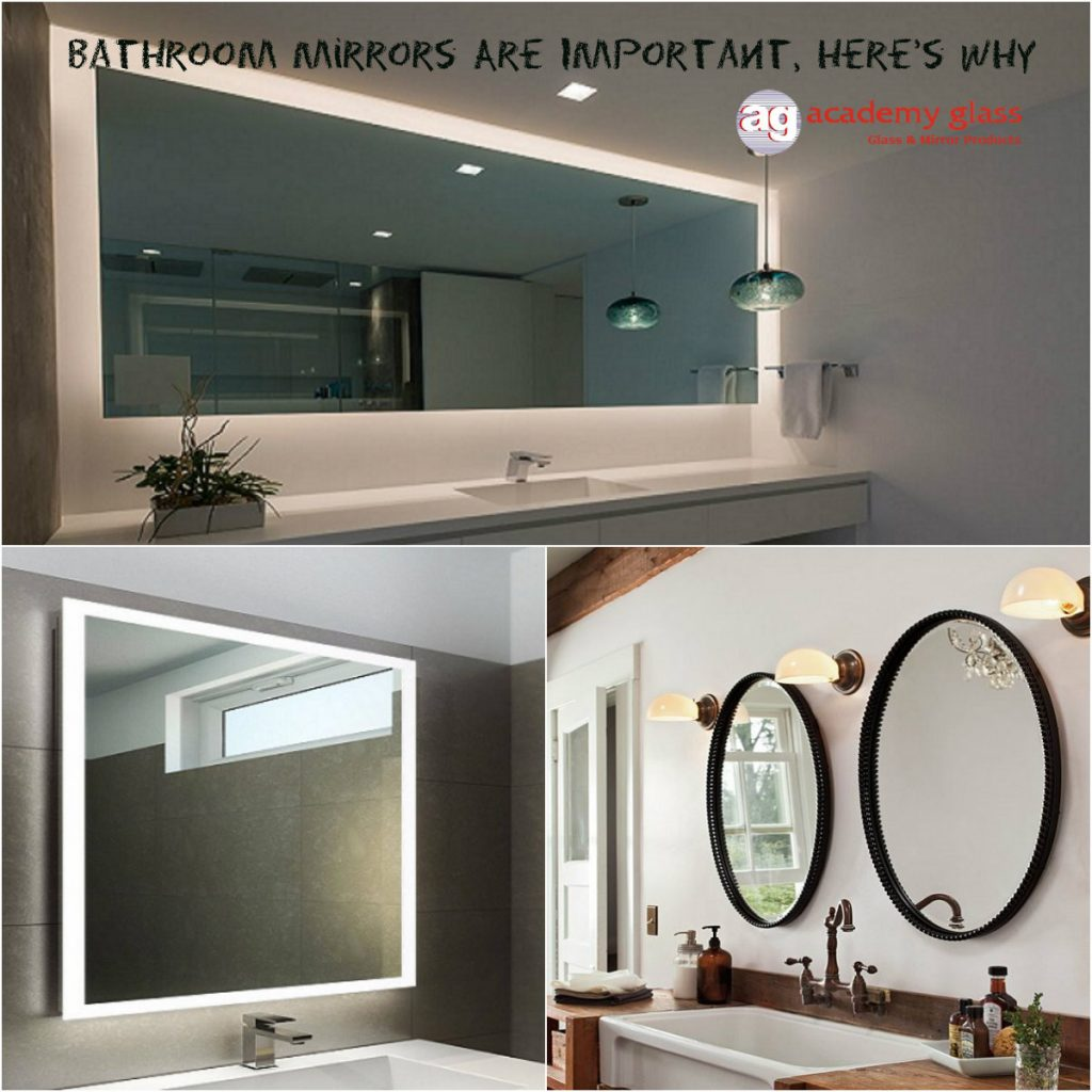 Bathroom Mirrors Are Important, Here's Why
