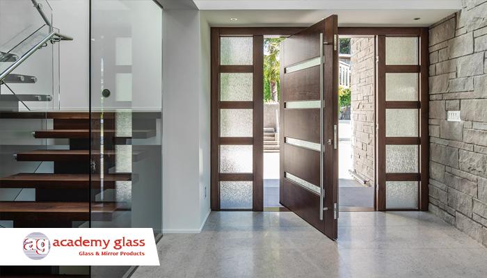 Features of Pivot Doors