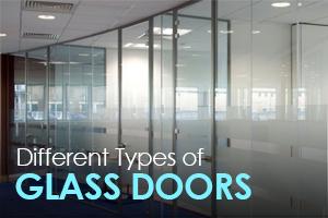 Glass Door Types