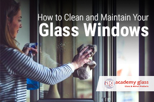 Techniques to Clean and Maintain Glass Windows