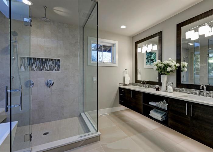 Evolution of Glass Shower Doors