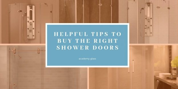 Buy the Right Shower Doors