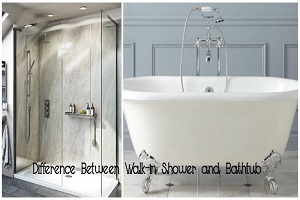 Walk-In Showers and Bathtubs