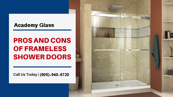 pros-and-cons-frameless-glass-shower door